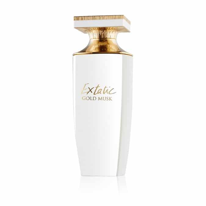 Perfume Balmain Perfumes Extatic Gold Musk For Women Eau De Toilette 1